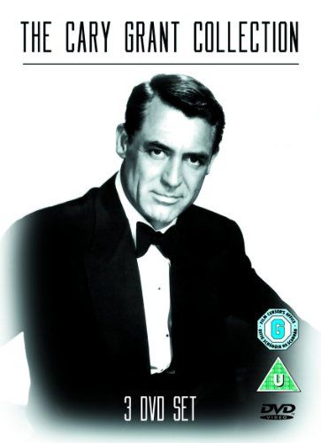 Cary Grant CollectionThe (3DVD)   (UK PAL Region 0) @ niftywarehouse.com #NiftyWarehouse #Bond #JamesBond #Movies #Books #Spy #SecretAgent #007