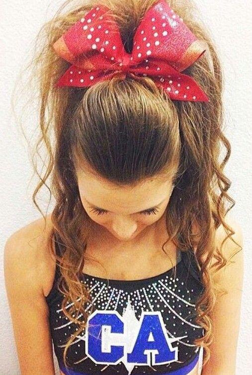 gorgeous cheer hair