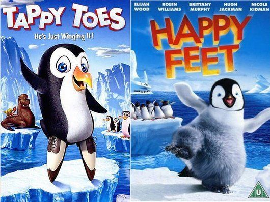 Tappy Toes or Happy Feet? 23 Terrible Knockoffs • Page 5 of 5 • BoredBug