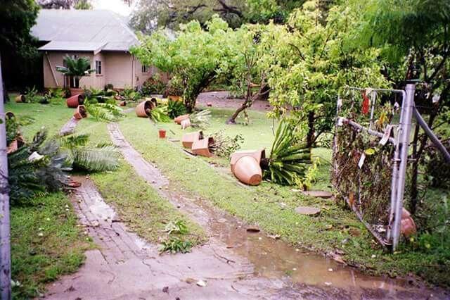 Skukuza vloed in personeel dorp