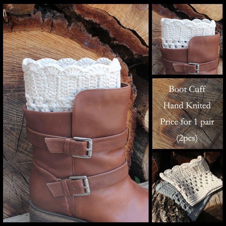 2015 novos mulheres meninas polainas bota punhos polainas bota meias Crochet polainas malha perna aquecedores(China (Mainland))