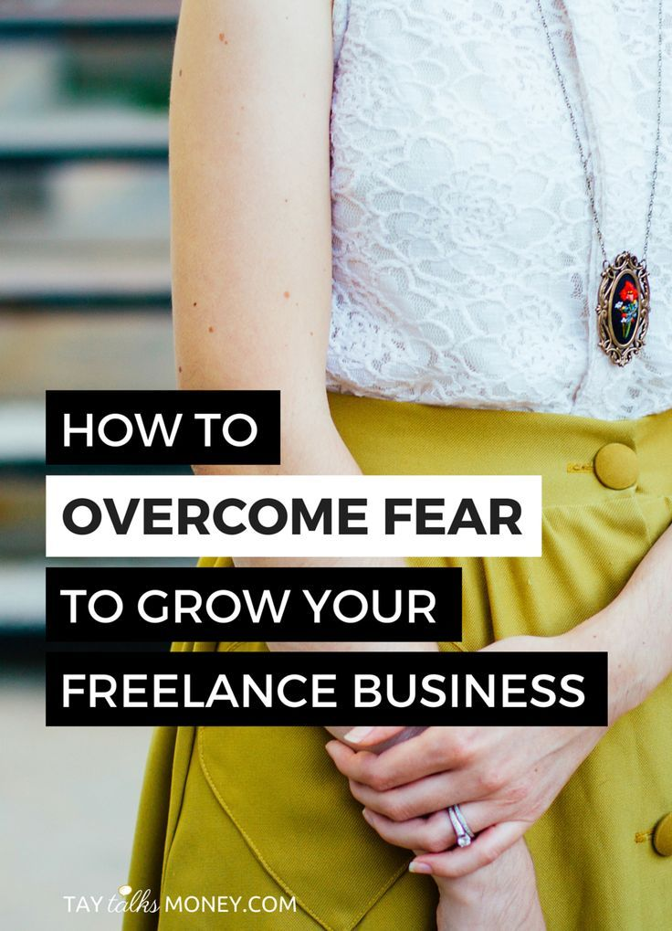 Tips to bust out of fear to make moves in your business.