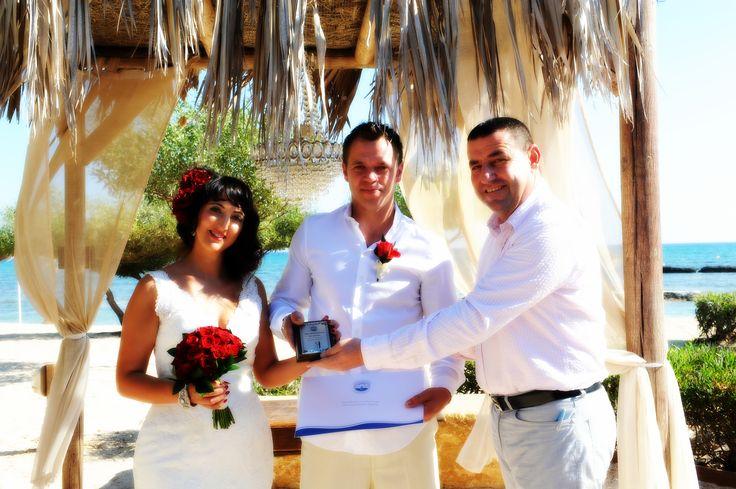 """Thalassines Villas"" Hotel Wedding Venue, Sotira Municipality, CYPRUS"