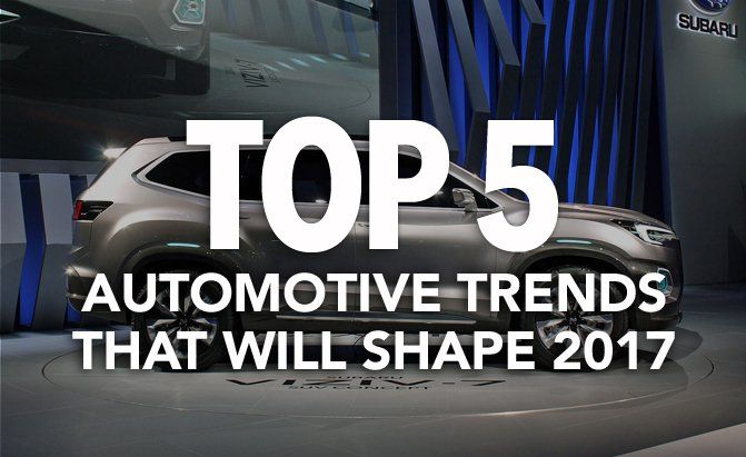 For better or for worse, automotive trends come about for a variety of reasons, and often determine what is — and, unfortunately, isn't — available in the marketplace.