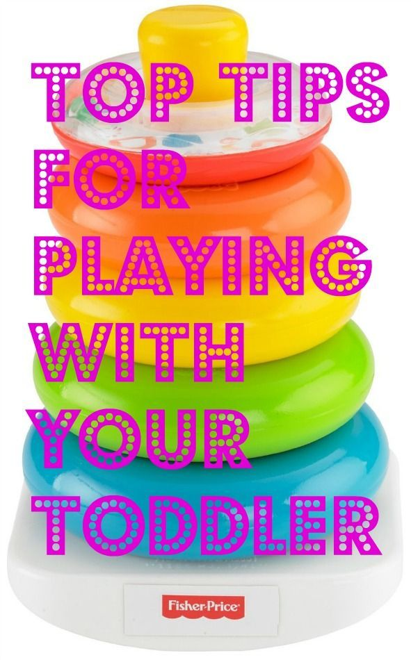 Top Tips for Playing with your Toddler some lovely ideas here for positive parenting and playtime with your toddler