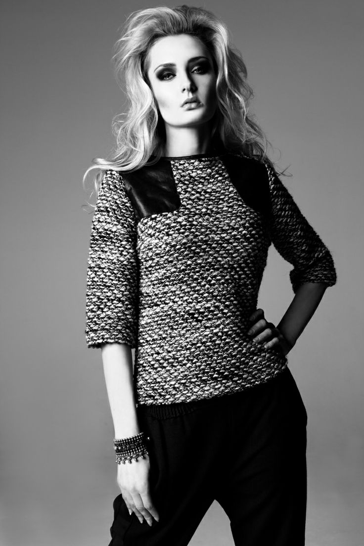 Model: Olga Płosaj Photography: Caroline Anielewska & Irek Kamieniak MUA: Kinga Skowrońska Hair: Mateusz Książek/Sandra Wołyniec