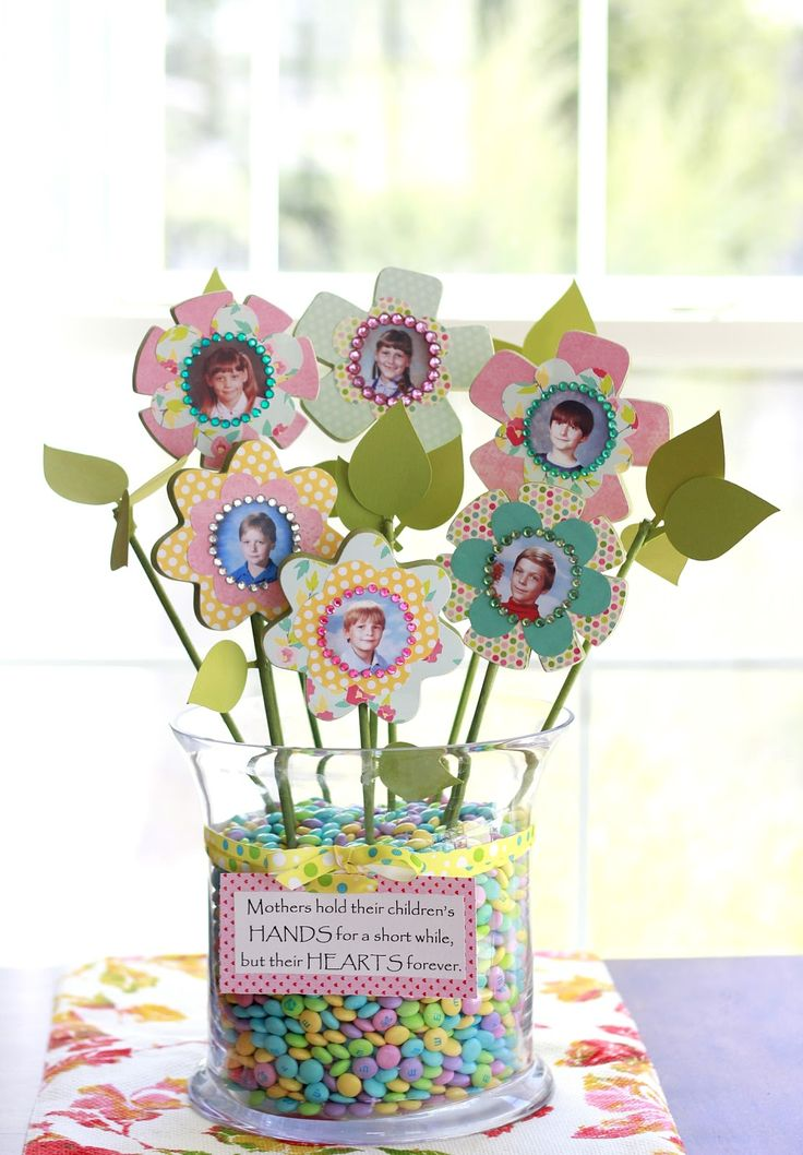 Crafty Sisters: WYLTC? Mothers Day Craft