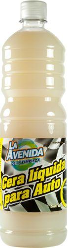 Es un excelente producto para el cuidado de su automóvil  que le dará a la pintura de su auto un brillo excepcional.