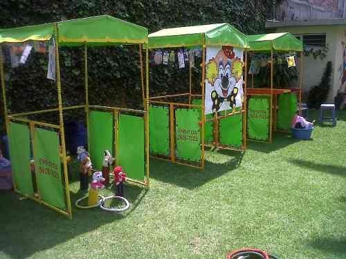decoracion fiesta infantil kermesse