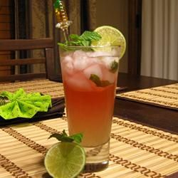Strawberry Mojito Allrecipes.com