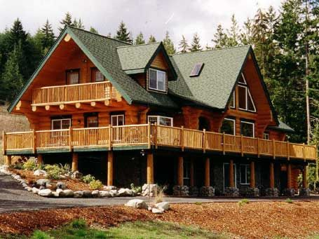 17 Best Images About Log Homes On Pinterest Log Cabin