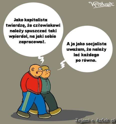 kapitalista i socjalista