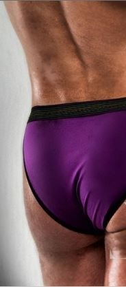 European Designed Men's' Briefs - these cheeky briefs will showcase your desire. Comfort, style and suggestive thoughts are boundless.