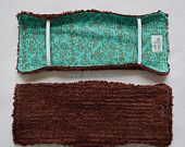 Swiffer Pad Dry Reusable Mop for Sweeper and WetJet handcrafted fabric goods and gifts from western Pennsylvania by See Ella Sew