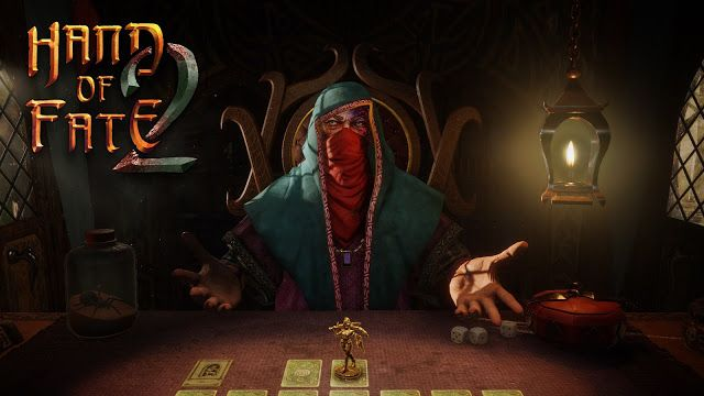 Hand of Fate 2 - PS4 Review