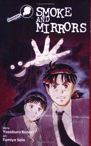Kindaichi Case Files, The Smoke and Mirrors #Kindaichi #mystery #manga #comics