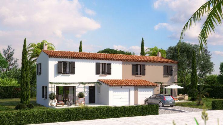 architecture ext rieur 3d maisons anoukis 3d