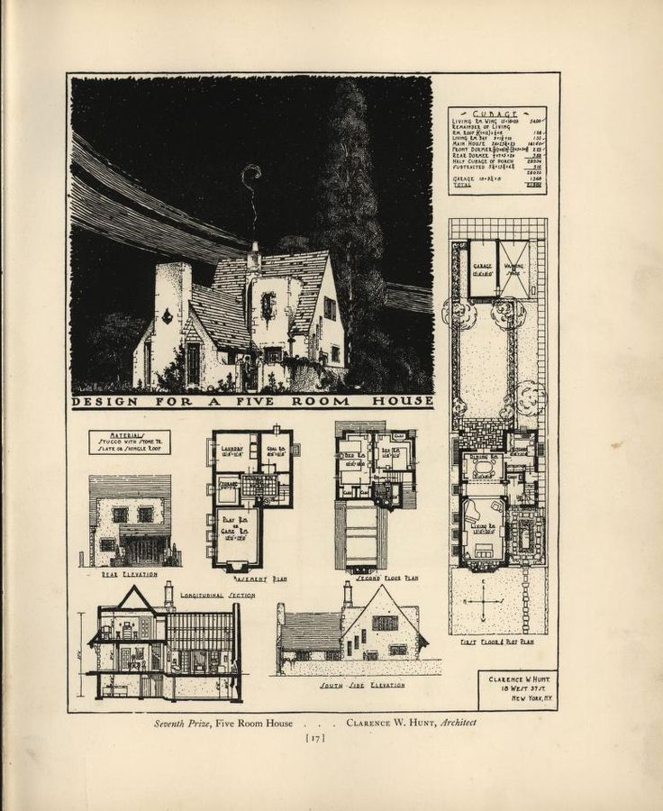 Chicago tribune book of homes*1927 | VinTagE HOUSE PlanS ...