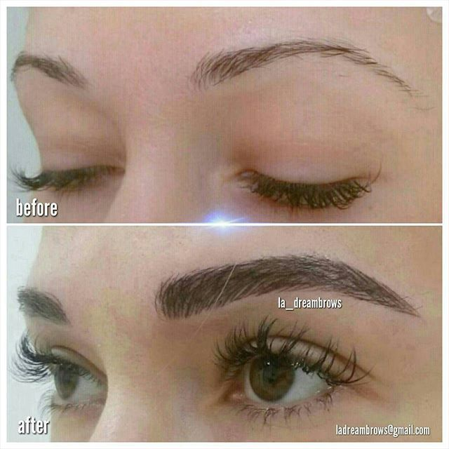 It is time to change your eyebrowsThis is your face and it deserves a professional. To book an appointment ladreambrows@gmail.com #la_dreambrows #brows #browsonfleek #losangeles #love #my #work #eyebrowsgoals #eyebrowstransformation #3dhairstrokes #riseandshine #friends #technique #happymoment #happyclients #permanentmakeup #makeup  #stylist #fashion #wakeupandmakeup #eyebrowaddict #eyelashes #selfie #instabeauty #loveyourlook #insta #anastasiabeverlyhills #beautyface #instabeauty #adorable
