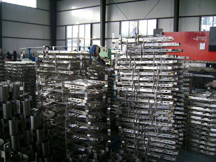 Here are some stainless steel #assemblies manufactured by TFG USA! Please visit http://www.tfgusa.com/products_metal_fab.php for more information regarding our #MetalFabrications!