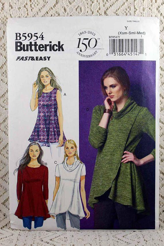 53 best Butterick patterns owned images on Pinterest | Vintage ...