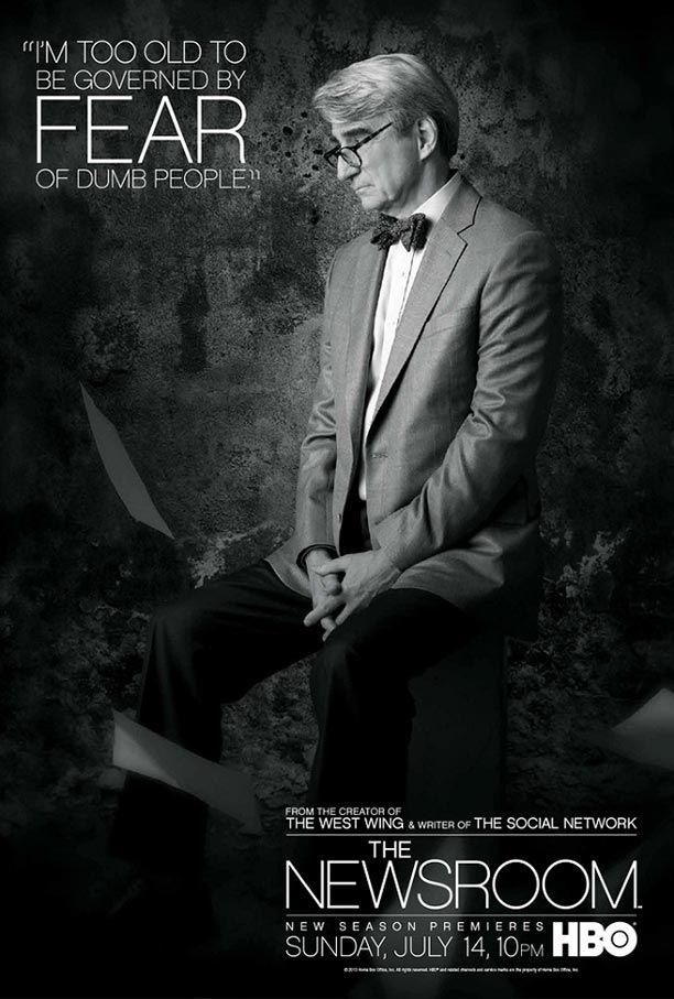 'The Newsroom': Season 2 posters, plot scoop | Inside TV