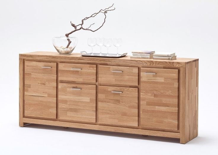 25 best ideas about sideboard eiche massiv on pinterest kommode eiche massiv kommode eiche. Black Bedroom Furniture Sets. Home Design Ideas