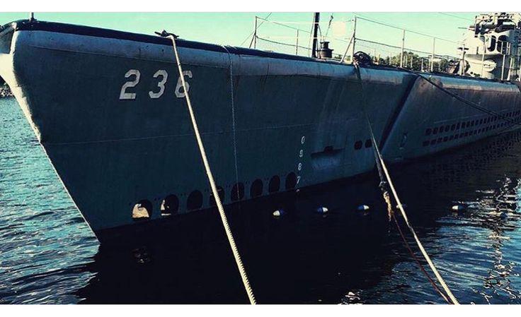 Submarine Museum. Muskegon, MI