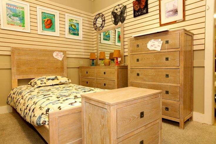 Light Wood Twin Bedroom Set Colleen's Classic