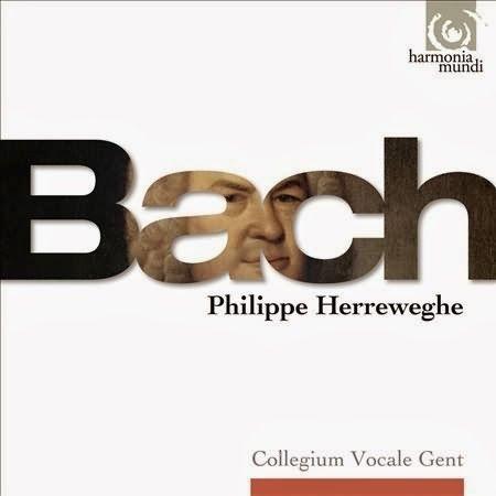 Herreweghe Bach Edition Harmonia Mundi 27CD