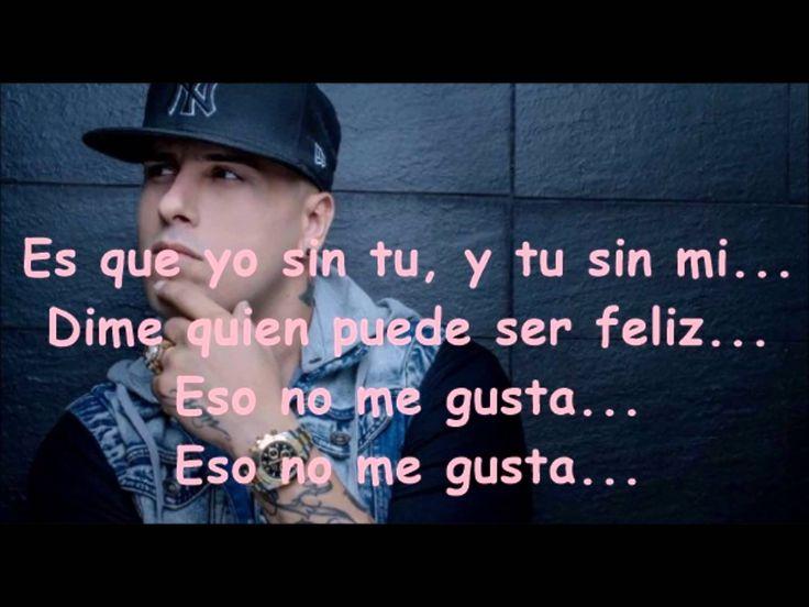 El perdon -Nicky Jam Ft Enrique Iglesias- Letra - YouTube