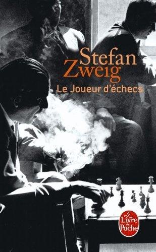 Le joueur d'échecs - Stefan Zweig Prisonnier des nazis, Monsieur B. autrichien, en dérobant un manuel d'échecs, a pu, à travers ce qui est devenu littéralement une folle passion, découvrir le moyen d'échapper à ses bourreaux. Libéré, il se retrouve plus tard sur un bateau, avec le narrateur, où il est amené à disputer une ultime partie contre le champion Czentovic.