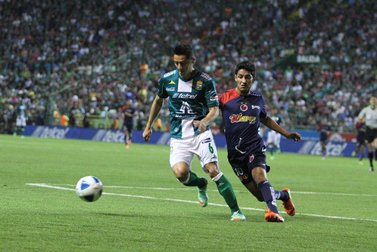 León 0-1 @Tiburones Rojos de Veracruz  #Clausura2014 @Liga Bancomer MX