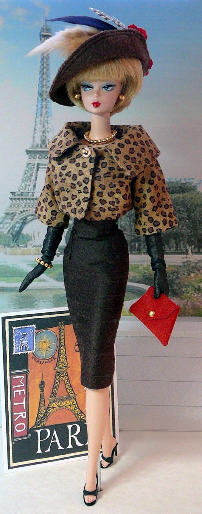 Travel Suits for Barbie