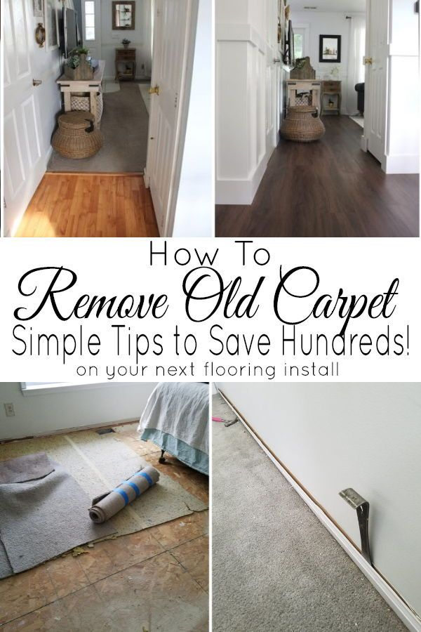 How To Remove Carpeting Flooring Removing Carpet Cleaning