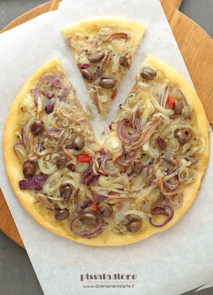 pissaladière ricetta francese