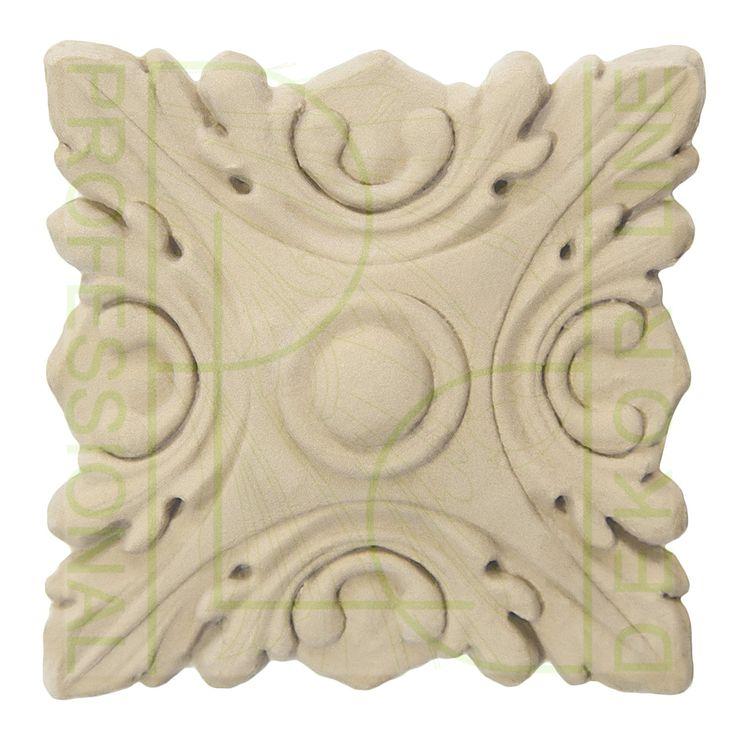 Резная розетка R-05 из дерева (из древесной пасты) Размер: 79-79-113. Цена: 125 руб. Резной декор, древесная паста, деревянная паста, пульпа, розетка, розетка из пасты, декор мебель, мебельный декор, дерево декор, деревянный декор, резной мебель