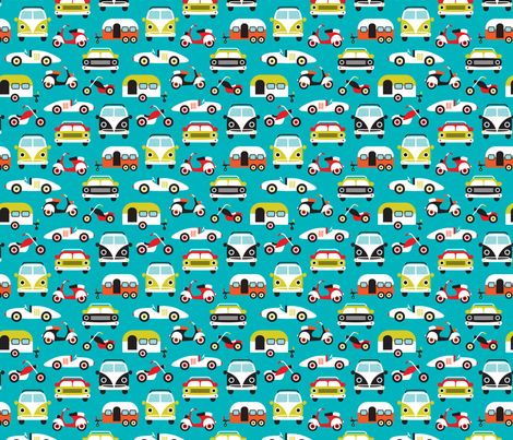 © Little Smilemakers Studio - Maaike Boot  Vintage style cars and oldtimer busses little traffic lovers, baby boy nursery and cute fashion items for your young one. Or if you love quirky cuteness use it for your own fashion items.