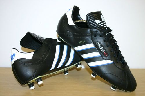 Vintage (New) Adidas Roma SG Football Boots UK 8.5 (Made in Austria) | eBay
