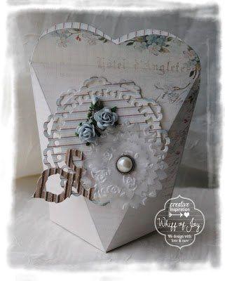 Коробочка в форме сердца - Шаблоны.Коробки.Упаковки .