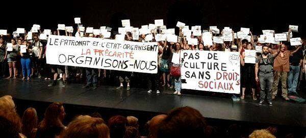 Saltano i festival in Francia. Trema anche Avignon per le proteste dei lavoratori dello spettacolo