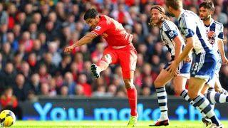 Hasil Liga Inggris Liverpool  menang telak 4-1 atas west brom