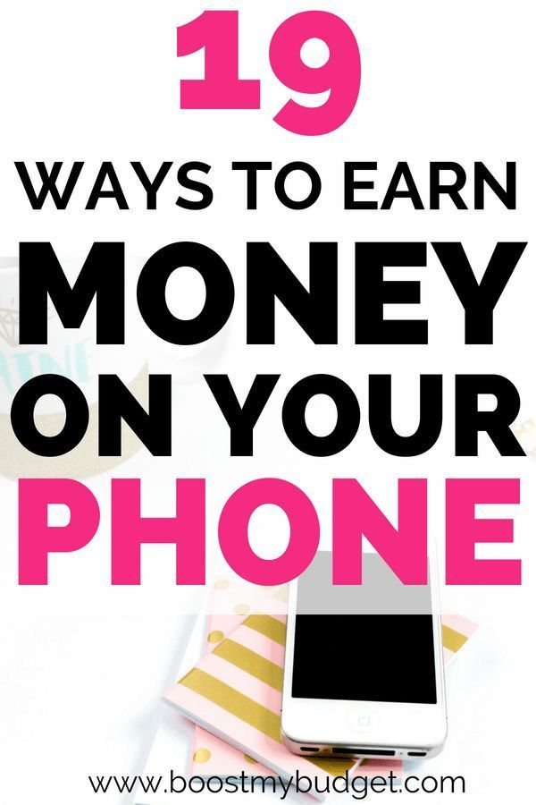 19 Money Making Apps to Earn Cash From Your Phone (2019 – #Apps #Cash #earn #Mak… – Destiny