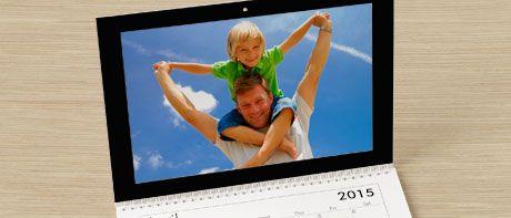 Wall calendars - photo calendars by Vistaprint