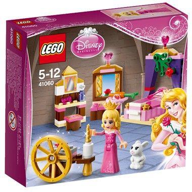 LEGO Disney Princess Doornroosje's koninklijke slaapkamer 41060