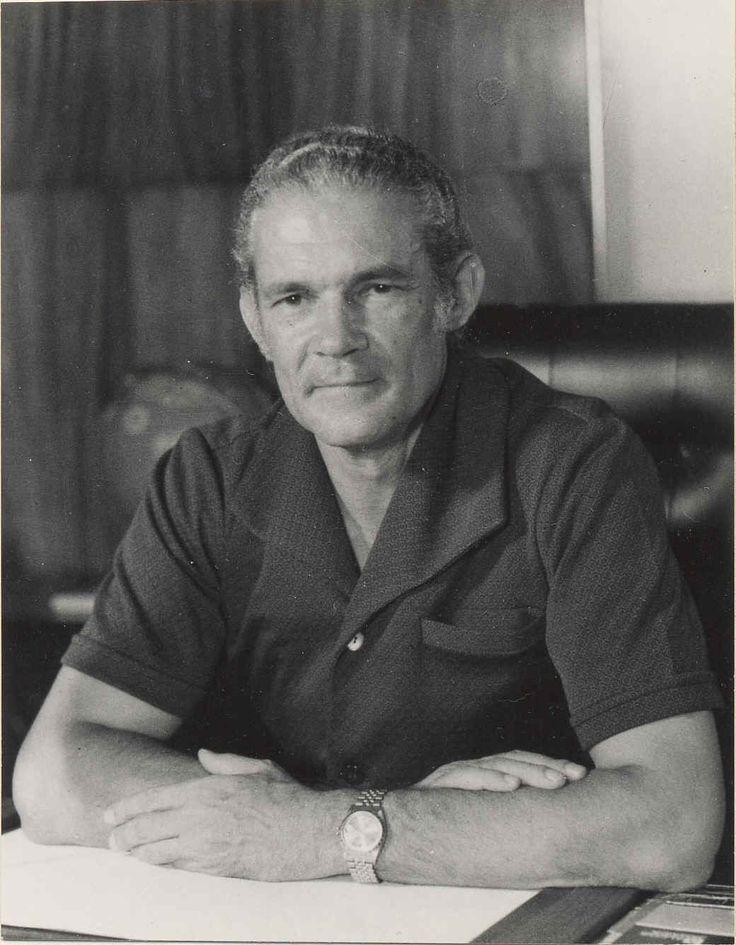 Michael Manley | Celebrating Jamaica 50