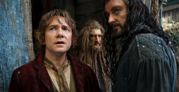 The League of British Artists: Thorin Actor Richard Armitage Talks 'The Hobbit: T...