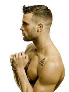 Low Fade Mens Haircut