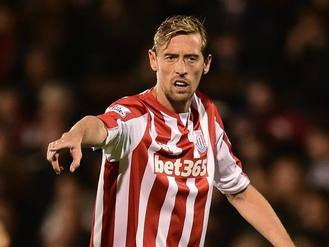 Swansea City show interest in Stoke City striker Peter Crouch?