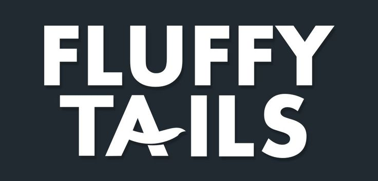 Idea #4 for 'fluffy tails' #logo #logos #logodesign #logodesigninspiration #graphicdesign #designinspirations #brand